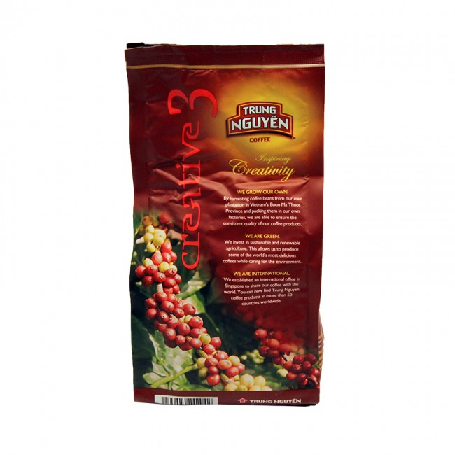 trung nguyen caffee Trung nguyen premium blend is a favorite for cafe sua da and the traditional phin brewer one of vietnam's most exclusive coffees.