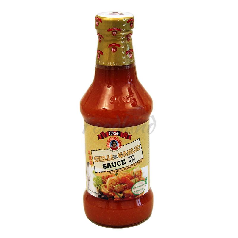how to cook chili garlic sauce
