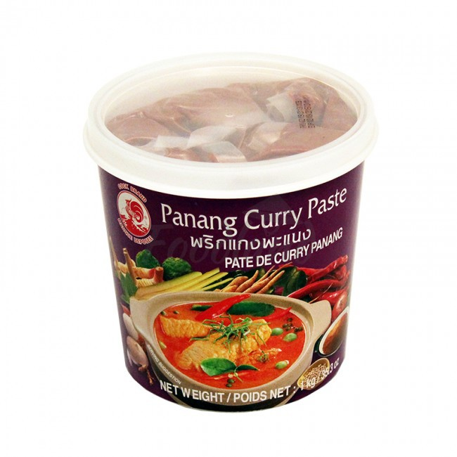 Panang Curry Paste COCK-BRAND 1000 g | Foodland