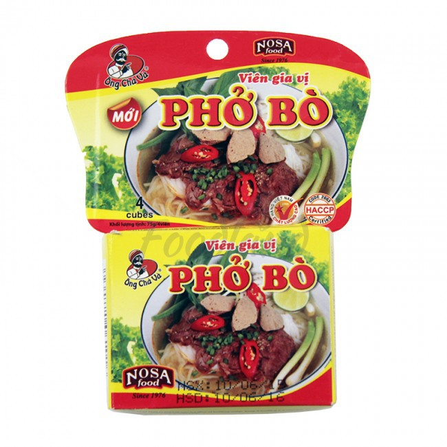 PHO BO Flavour 75 g | Foodland