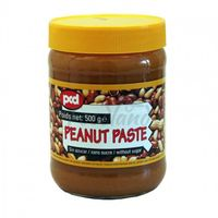 peanut paste without sugar  PCD 500 g