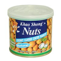 Peanuts Coconut cream flavor coated KHAO SHONG 185 g
