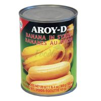 Banana in syrup AROY-D 565g