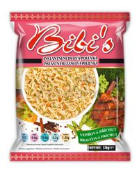 Instant soup pork flavor -Bibi 's - 50 g