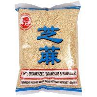 White sesame seeds COCK BRAND 454 g