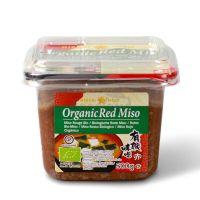 Organic red miso paste HIKARI 500 g