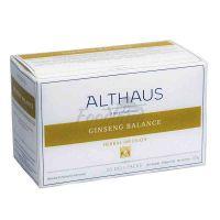 Herbal tea - Ginseng Balance ALTHAUS 20 x 1, 75 g