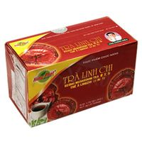 Red Reishi mushroom Tea (TRA LINH CHI)