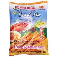 Flour for Vietnamese meat pancakes/ Banh xeo VINH THUAN 400 g