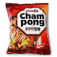 CHAM PONG RAMYUN instant noodle soup NONGSHIM 124 g