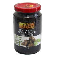 Black bean garlic sauce LEE KUM KEE 368 g