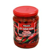 Chili pepper sour pickled 385 g