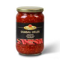 Chili Paste Sambal Oelek-ROYAL ORIENT-720g