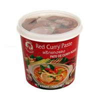 Red curry paste - COCK BRAND - 1000 g