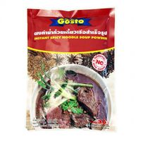 Instant Spicy Noodle Soup Powder GOSTO 208 g