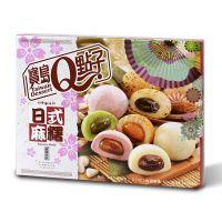 Mix japanese desert  MOCHI Q Brand 600 g -