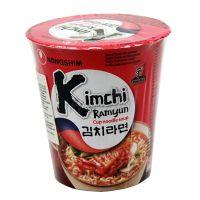 KIMCHI RAMYUN instant cup noodle soup NONGSHIM 86 g