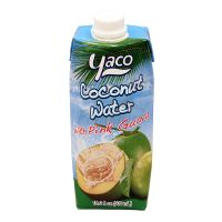 Coconut water with guava YACO 500ml