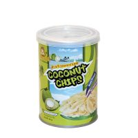 Coconut chips JD FOOD 60 g