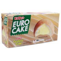 Cakes with egg custard CAKE EURO 204g