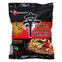 SHIN RAMYUN BLACK Korean instant noodles NONGSHIM 130 g