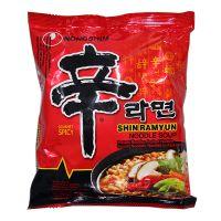 SHIN RAMYUN GOURMET SPICY Korean instant noodles NONGSHIM 120 g