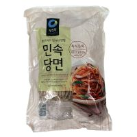 Korean vermicelli glass noodles from sweet popatos starch MINSOK ESSENTIAL 1000 g