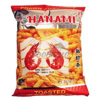 Shrimps crackers  HANAMI 100 g