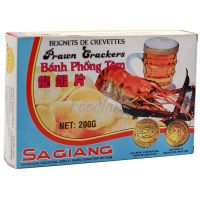 Shrimp Crackers SA GIANG 200 g