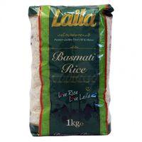 Basmati Rice - LAILA - 1 kg
