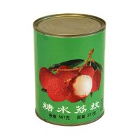 Lychee in syrup Kan Cheng 567g