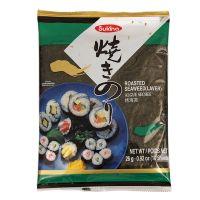 Seaweed for sushi YAKI NORI 10 sheets