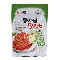 CHONGGA MAT KIMCHI Cut cabbage Kimchi 500 g