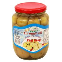 Pickled Eggplant THAI HANG 540 g