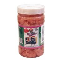 Pink pickled sushi ginger INAKA 340 g