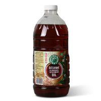 Sesame flavored seasoning oil NATURES BEST HARVEST 1850ml