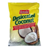 Desiccated coconut RENUKA 500g
