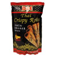 Thai crispy rolls with banan flavour DEE 150 g
