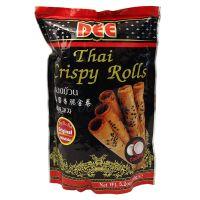 Thai crispy rolls coconut flavour DEE 150 g