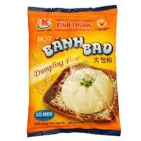 Pre-made dough for  Steamed Pork Buns - VINH THUAN - 400 g