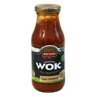 Wok sauce all natural - lemon grass GO-TAN 240 ml