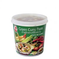 Green curry paste - COCK BRAND 400g
