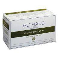 Green tea - Jasmine Ting Yuan ALTHAUS 20 x 1, 75 g