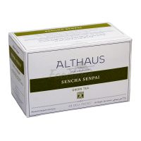 Green tea - Sencha Senpai ALTHAUS 20 x 1, 75 g