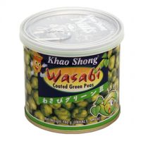 Green peas coated on wasabi  KHAO SHONG 140 g