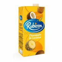 Pineapple & Coconut juice RUBICON 1000 ml