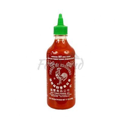 Spicy chilli sauce SRIRACHA HUY FONG 482 g