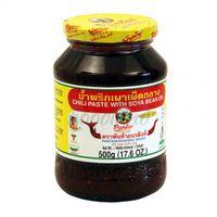 Chilli Paste with Soybean Oil,PANTAI 500 g