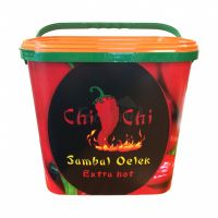 Chili paste Sambal Oelek Extra hot-CHI CHI  10 kg