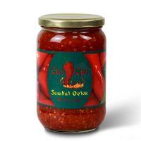 Chili paste Sambal Oelek Extra hot-CHI CHI 725g